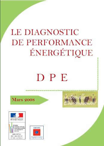 Diagnostic de Performance Energetique - Toulouse